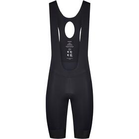Etxeondo Orhi Bib Shorts Heren, zwart/blauw